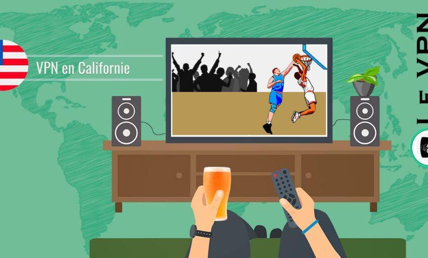 Comment regarder la NBA en direct partout dans le monde. | Le VPN