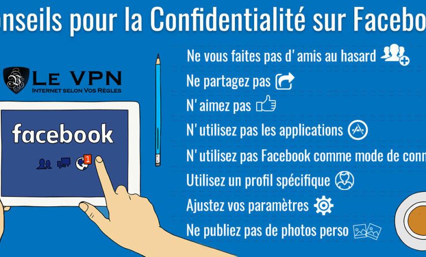 Facebook utilise votre numéro de téléphone pour cibler la publicité. | Le VPN