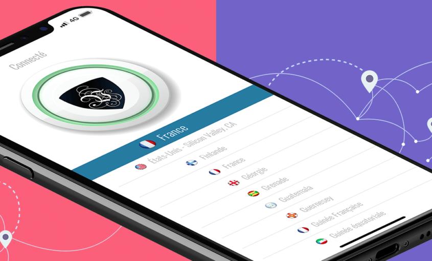 Refonte des applications mobiles Le VPN, quelles sont les nouveautés ? | application VPN | appli VPN | application Le VPN | appli Le VPN