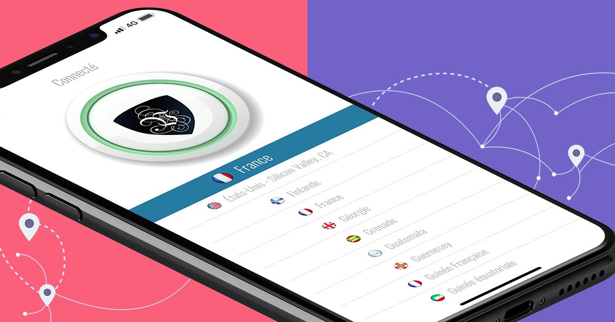 Refonte des applications mobiles Le VPN, quelles sont les nouveautés ?