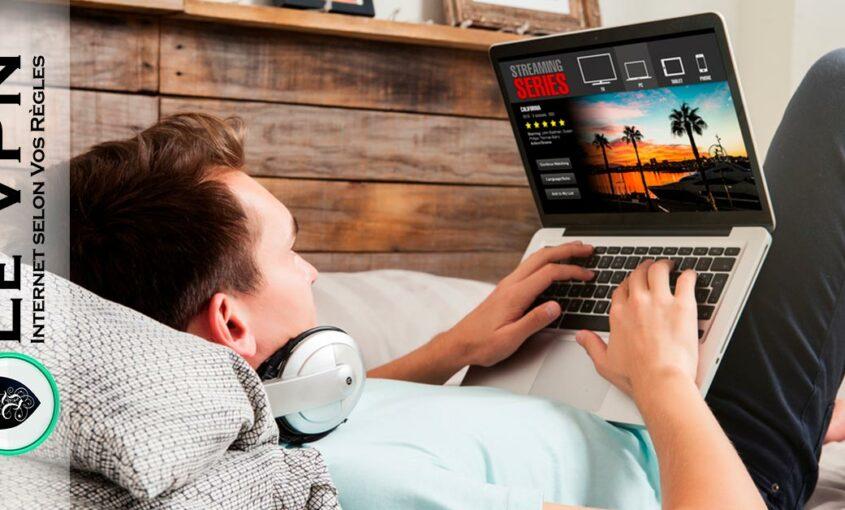 Comment les meilleurs VPN gèrent les services de streaming. | Le VPN