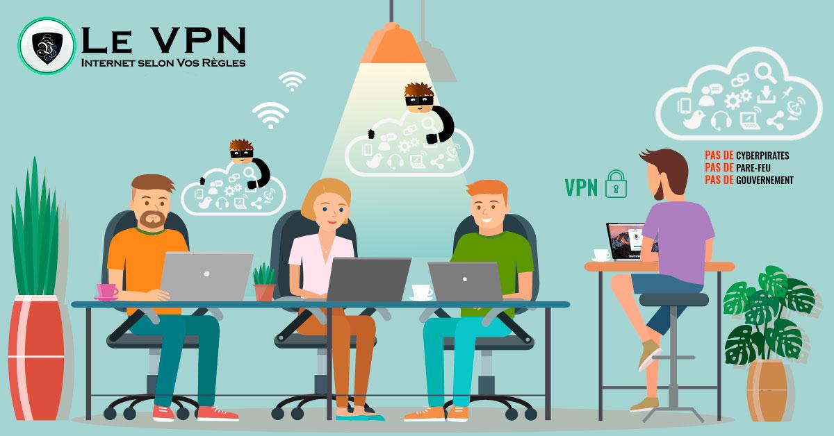 Wi-Fi publics : sont-ils sécurisés et vraiment gratuits ? | Le VPN