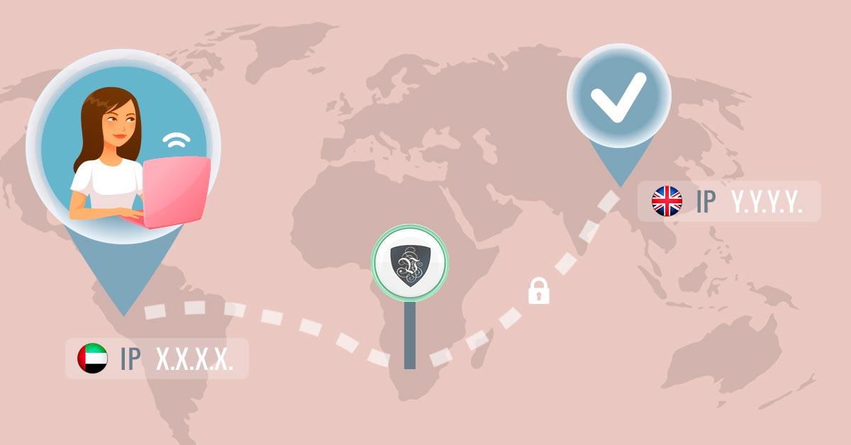 Localisation d'adresse IP : pourquoi faut-il être ailleurs ?