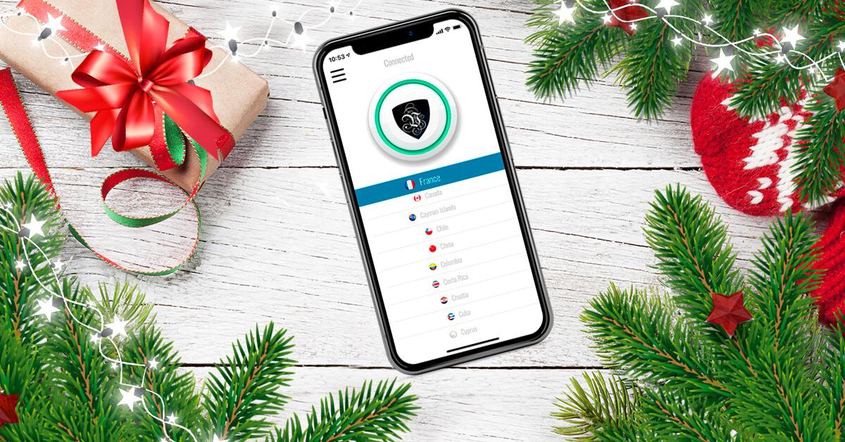 Soldes de fin d'année ! -71% sur Le VPN !
