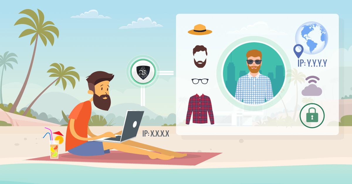Anonymat sur internet : comment bâtir son identité numérique? | Le VPN