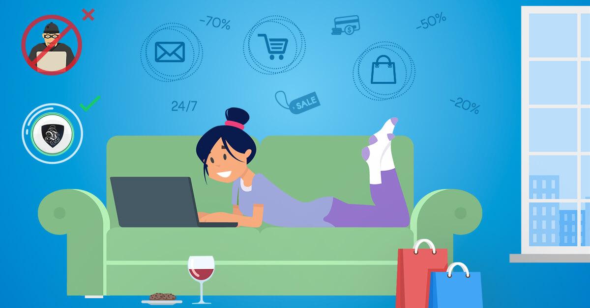 Avec le confinement, les acheteurs sont des proies idéales. | Le VPN