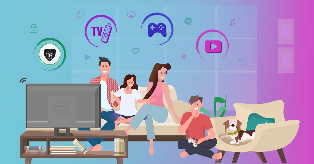 Vaincre le Covid-19, jouer en ligne, rester à la maison! | Le VPN