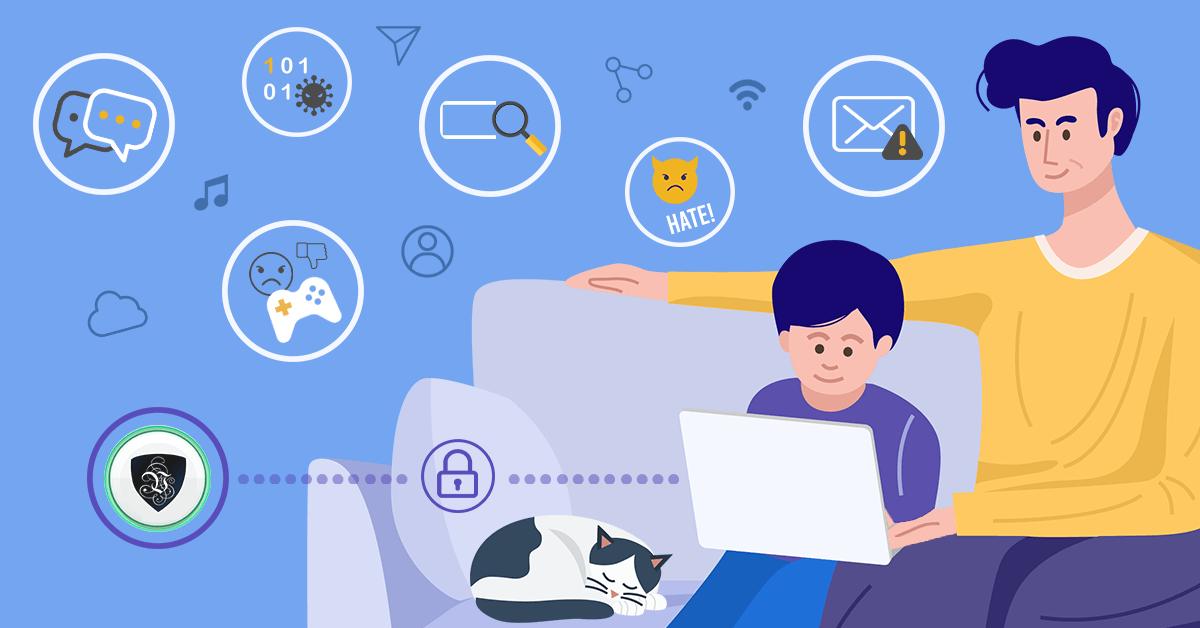 7 conseils pour garantir la sécurité des enfants en ligne. | Le VPN