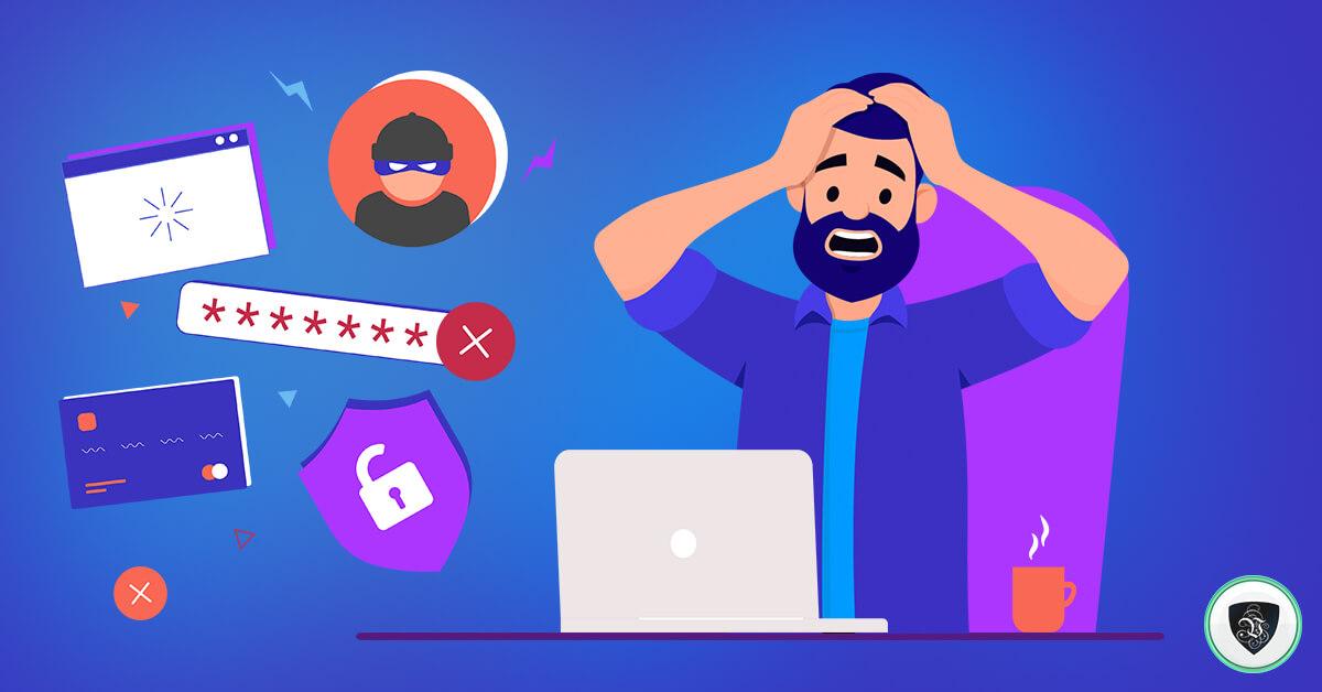 Comment se produit une usurpation d'identité? | Le VPN