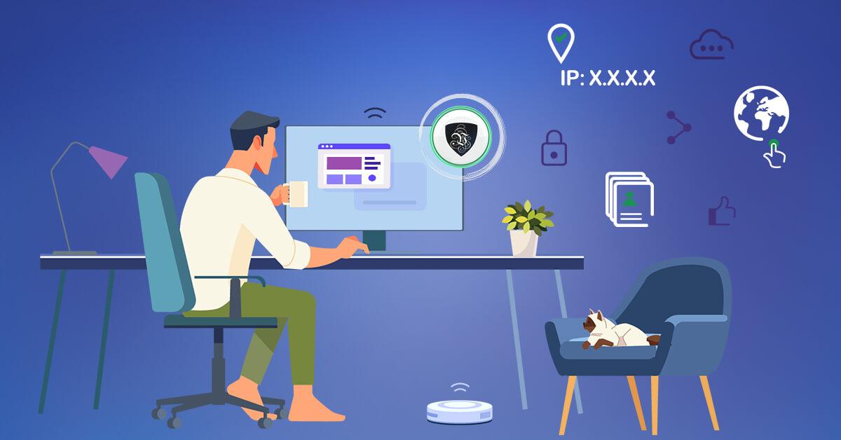 Faut-il utiliser un VPN à la maison?