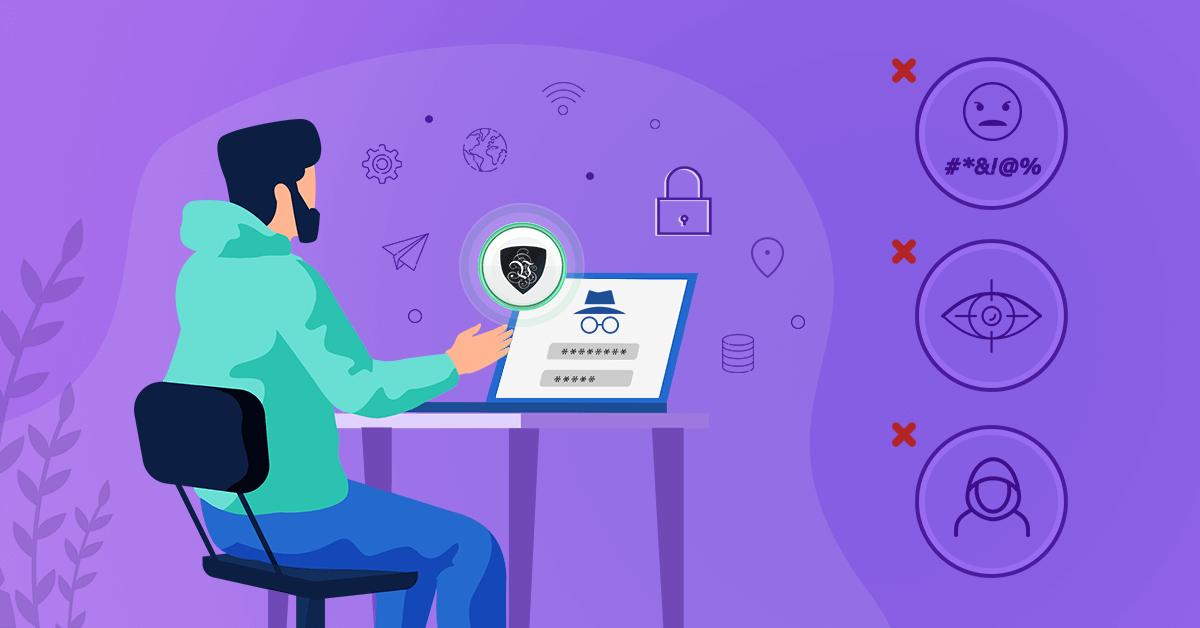 Comment cacher mes activités en ligne?   Le VPN