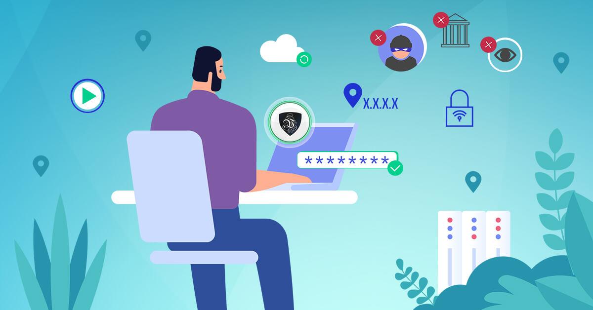 Les raisons d'utiliser un VPN en 2021. | Le VPN
