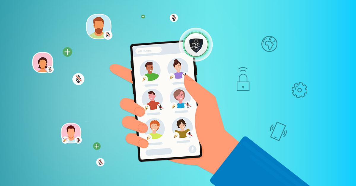 Comment profiter pleinement de Clubhouse grâce à un VPN? | Le VPN