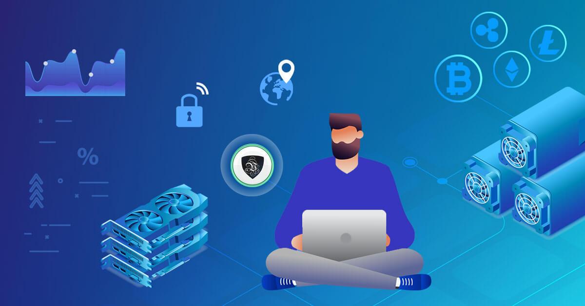 Miner des cryptomonnaies, un danger pour la cybersécurité? | Le VPN