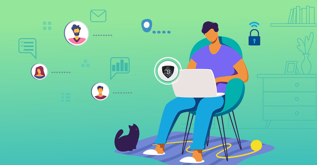 Télétravail : comment sécuriser votre ordinateur? | Le VPN