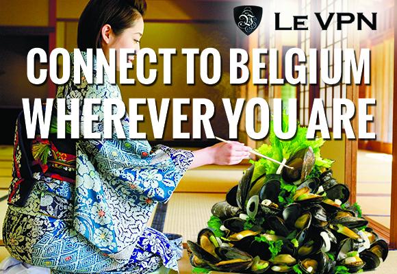 VPN for Belgium