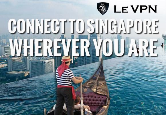 Singapore VPN | Le VPN for Singapore