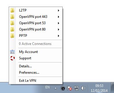 Premium TcpVPN SGDO Server