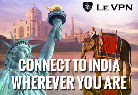 India VPN | VPN in India | Le VPN