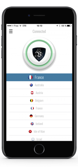 Le VPN app | VPN connected | Le VPN iOS app | VPN app for iPhone | VPN installed | Le VPN iOS app