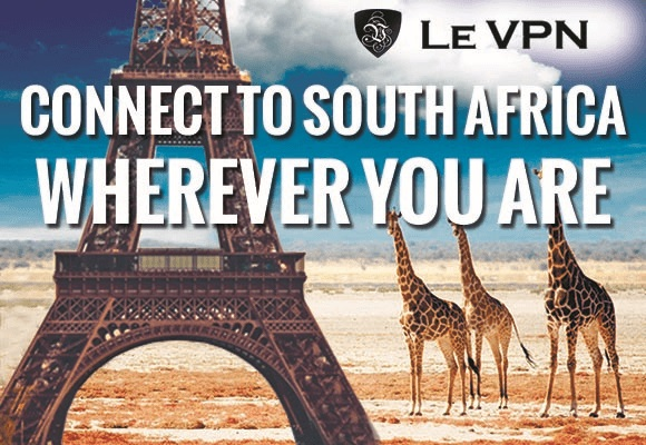 South Africa VPN | Le VPN for South Africa | VPN in South Africa
