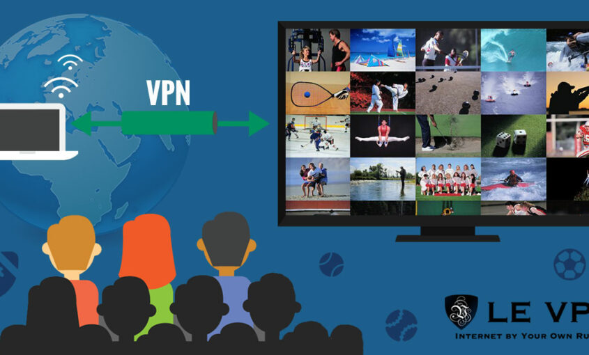 Watch 2016 Olympic games. | Le VPN