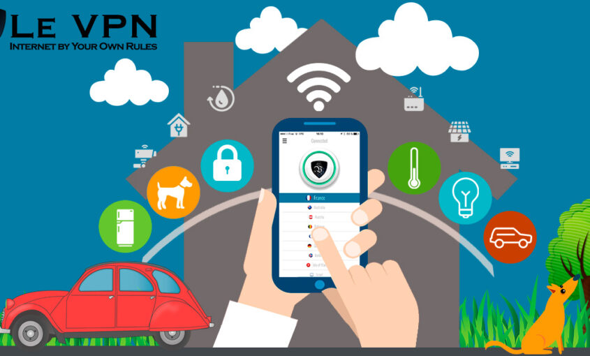 Protect your data from any spy and prying eyes. | Le VPN