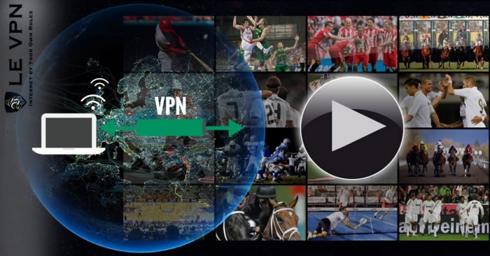Use VPN to watch British Open live and uninterrupted. | Le VPN