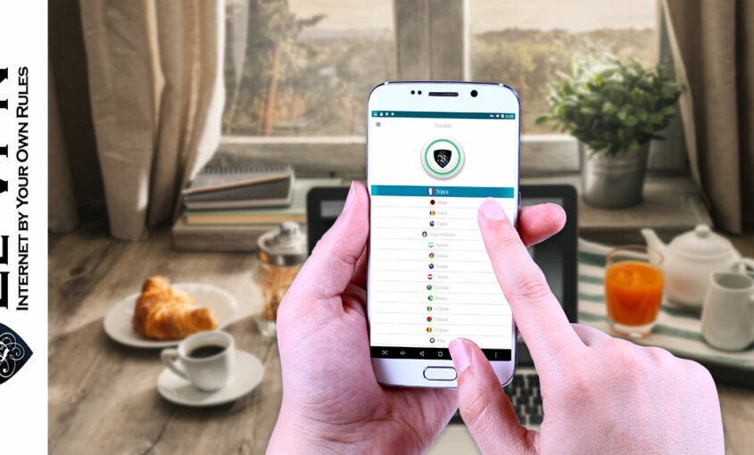 Le VPN's newly launched Android VPN app ensures security.