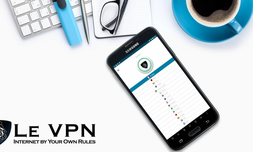Virtual Private Network: Try Le VPN's 7- day free trial.