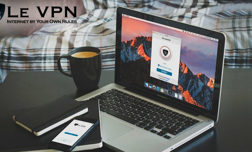 Ensure security of smart devices through router with VPN.