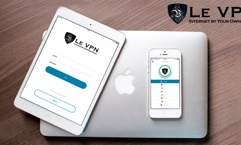 Internet Safety: Ensure safety with Le VPN's VPN services.