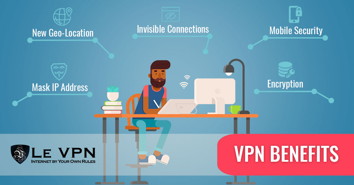 5 Benefits of a Paid VPN Service
