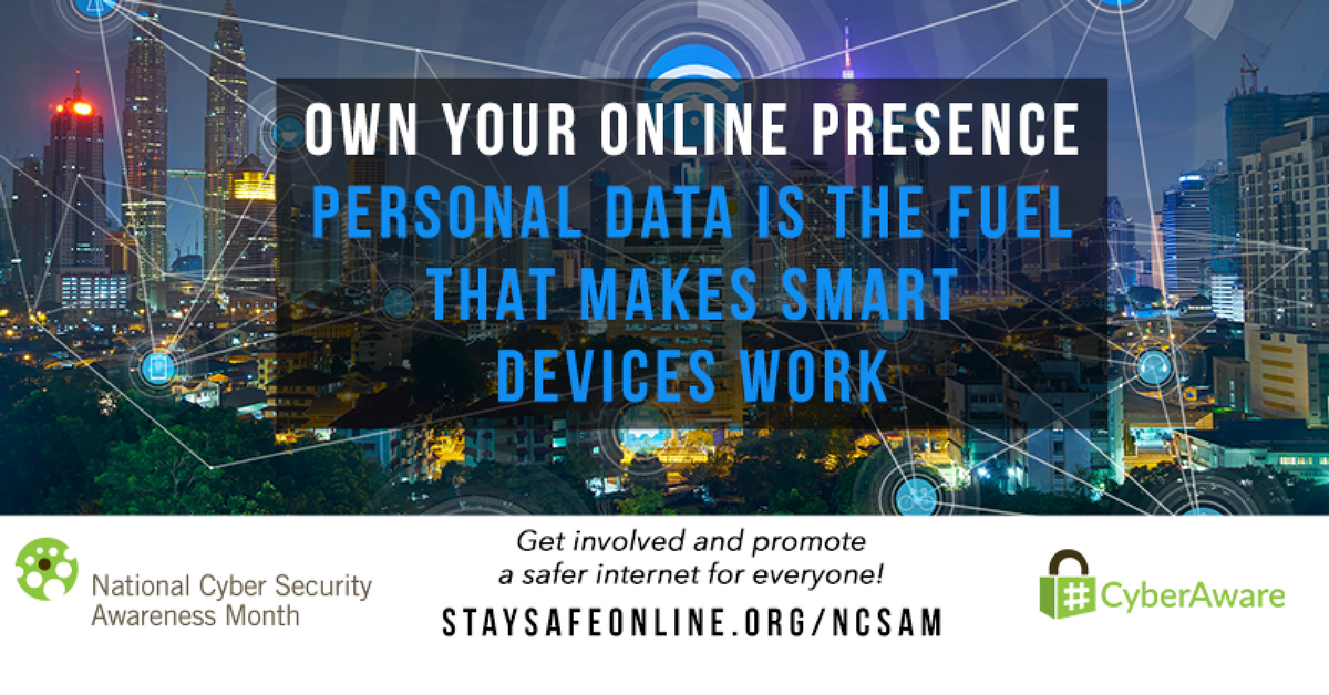 Know About Online Privacy And IoT Security At CSAM Week 3