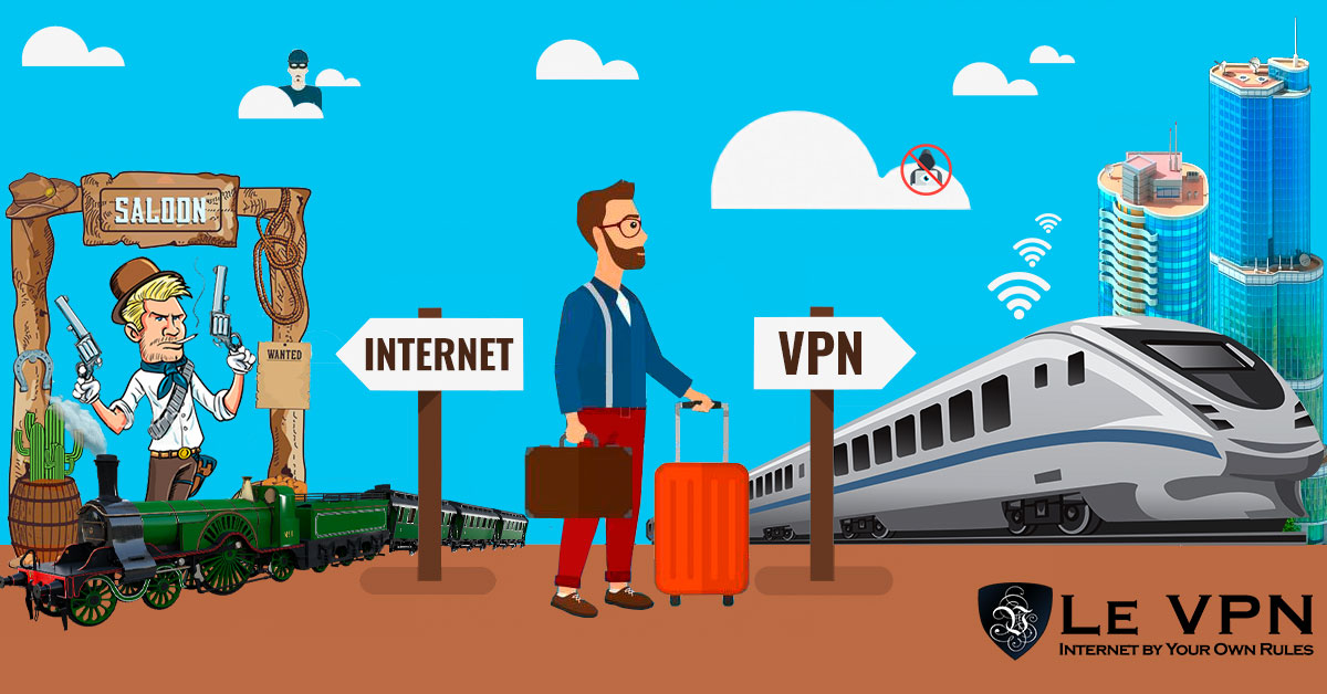 Avoid The Risk Of Hacking With Le VPN