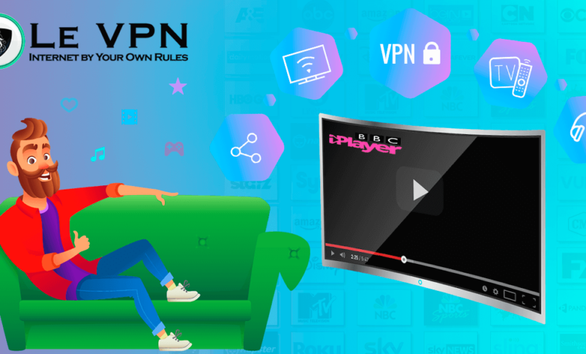 Pick a VPN over free web proxy to watch the Super Bowl. | Le VPN