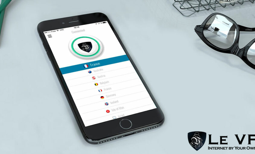 Opt for a reliable VPN service for network security. | Le VPN