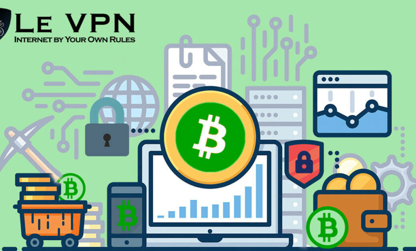 Don't allow hackers to check IP by using Le VPN's IP address.   Le VPN