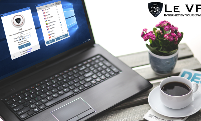Ensure security on the go with the best VPN for Windows 10. | Le VPN