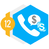 Exciting uses of a VPN: 12. Save Money On Skype And VOIP Calls. | Le VPN