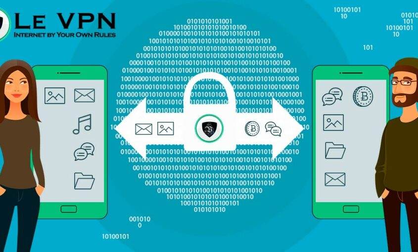 Top 7 things you should know about data encryption. How data encryption works, data encryption solutions and how you can use them. | Le VPN