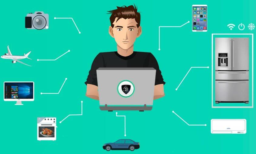 IoT Risks: How Smart is Having a Smart Fridge?   Le VPN