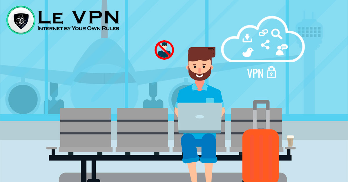 Smart Airports: Better Flying Experience with IoT. | Le VPN