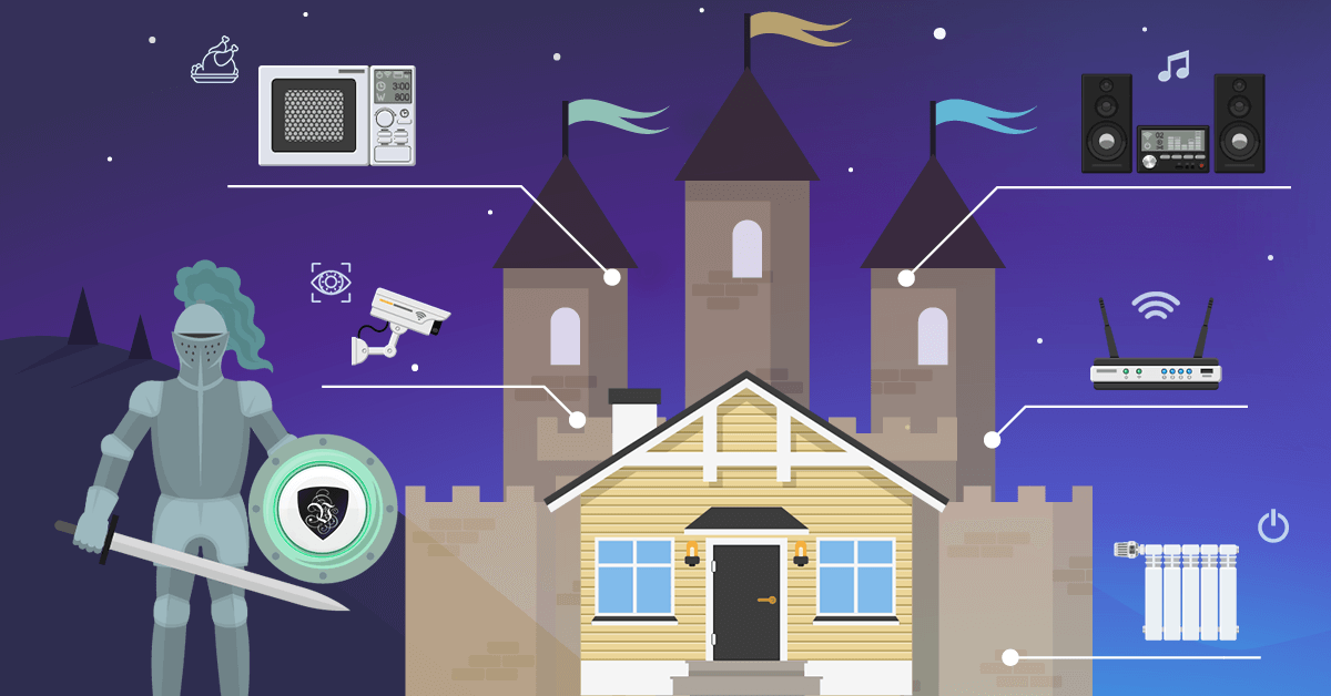 Smart Home Security: Protect Your Castle